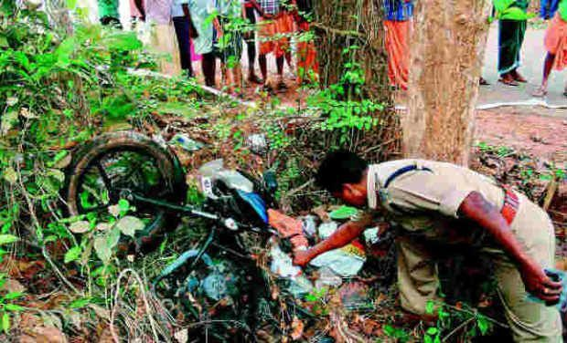 bike accident Cong MLA_0