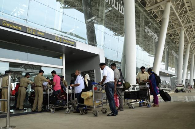 New terminal still months away from full operations  Chennai
