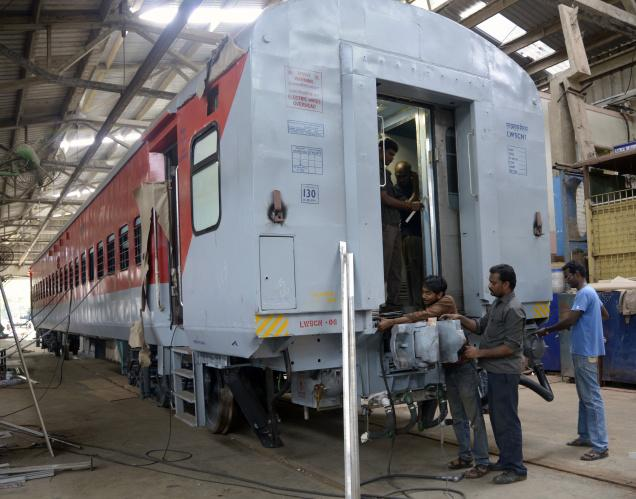 integral coach factory Located in chennai, india, integral coach factory (icf) is a leading manufacturer of world class rail coaches charting continuous growth since its inception more than fifty years ago, icf has designed and rolled out more than 35,000 coaches.