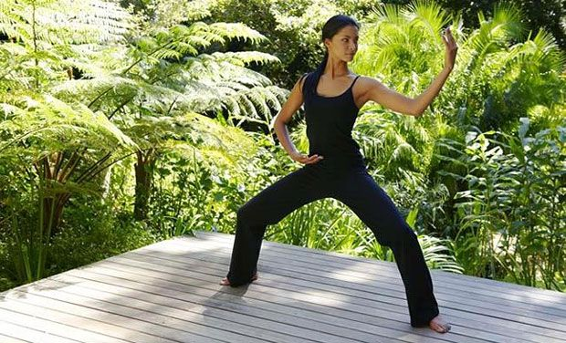 Tai Chi exercise is more effective than brisk walking in ...