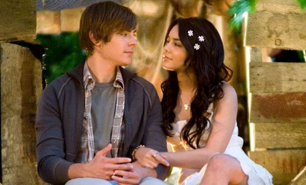 A Still From High School Musical